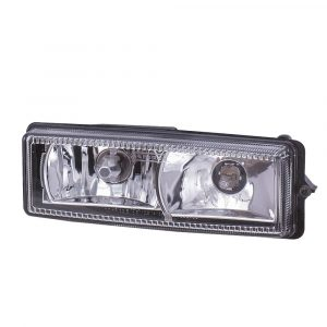 DAF Dual Spot and Fog Lamp - Right Hand - Clear - Part No 1001-4060-C