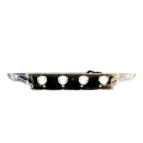 LED Downlighter to suit Scania Topline Series - Amber - Part No 1001-3155-B