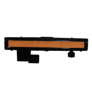 New Style Scania Visor Lamp - Amber - Part No 1001-3170-A