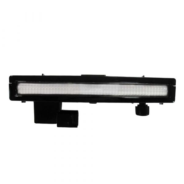 New Style Scania Visor Lamp - Clear - Part No 1001-3170-C