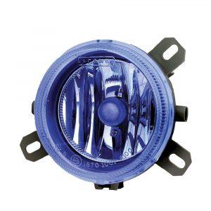 Renault Magnum Fog Lamp - Blue - Part No 1001-4100-B