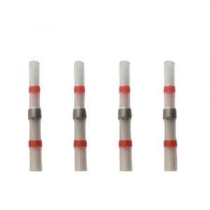 Solder Wire Splices - Red - Part No 3003-0090