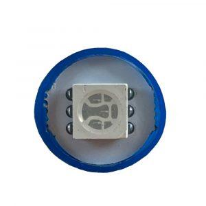 Super Brite LED Bulb - 12V - Front - Part No 2002-2110-B
