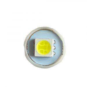 Super Brite LED Bulb - 24V - White - Front - Part No 2002-2105-W