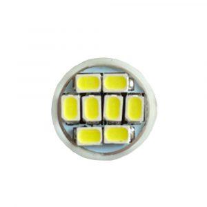 Ultra Brite LED Bulb - 12V - Front - Part No 2002-2120-W