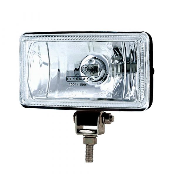 Optical Driving Light - Clear - Part No1001-1590-C