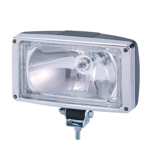 Rectangular Driving Light - Clear - Part No 1001-0100-C