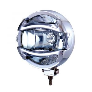 Stainless Steel Optical Driving Light Clear - Part No 1001-0700-C